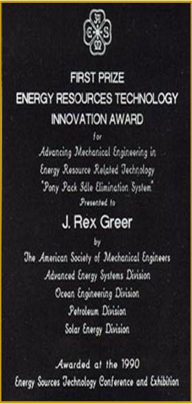 ASME Award